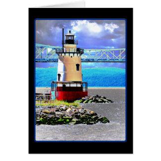 灯台、Westchester、NY カード