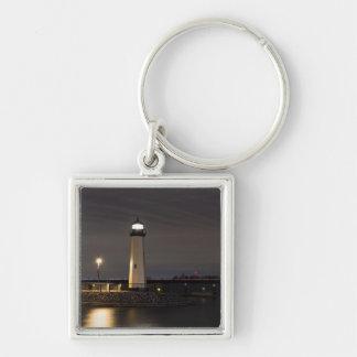 灯台Rockwall港 キーホルダー