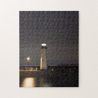 灯台Rockwall港 ジグソーパズル
