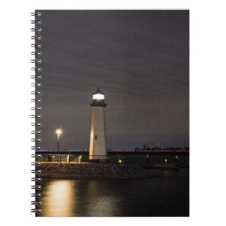 灯台Rockwall港 ノートブック