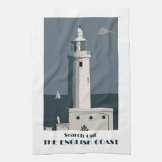 灯台teatowel キッチンタオル