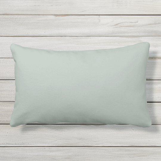灰灰色の屋外の腰神経の枕 ランバークッション