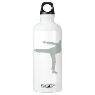 灰灰色の武道 ウォーターボトル