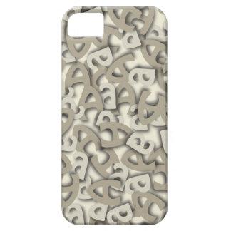 灰色に文字を入れて下さい iPhone SE/5/5s ケース