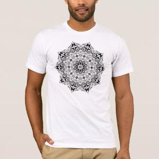 灰色のはす Tシャツ