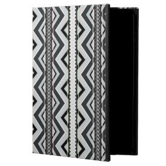 灰色のアズテック人- iPadの空気箱 iPad Airケース