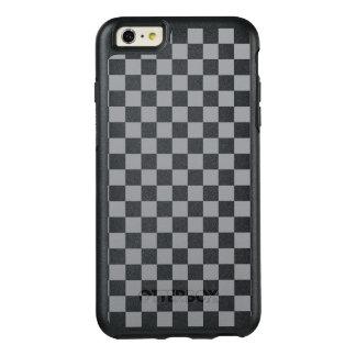 灰色のチェッカーボード オッターボックスiPhone 6/6S PLUSケース