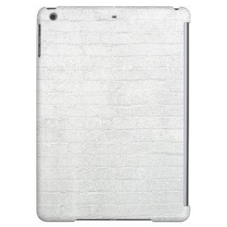 灰色のレンガ壁の白い煉瓦背景の質