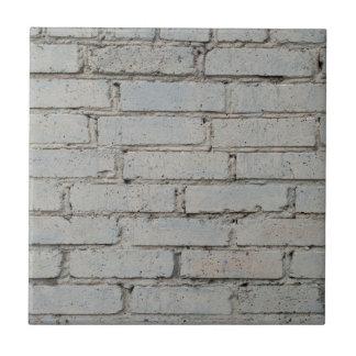 灰色のレンガ壁の背景の柔らかいイメージ タイル