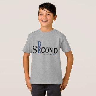 灰色のワイシャツをからかいます Tシャツ