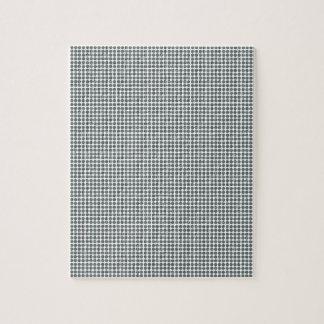 灰色の小さいポルカ ジグソーパズル