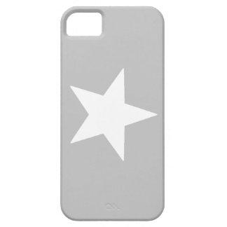 灰色の星 iPhone SE/5/5s ケース