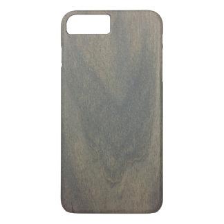 灰色の木製のiPhone 7のプラスの場合 iPhone 8 Plus/7 Plusケース