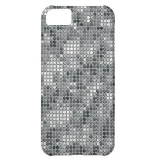 灰色の極小マイクロ写真 iPhone5Cケース