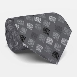 灰色の灰色 カスタムネクタイ