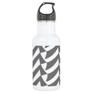 灰色の点検 ウォーターボトル