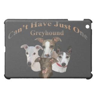 灰色の猟犬はちょうど1つのIPADの場合を有することができません iPad MINI カバー