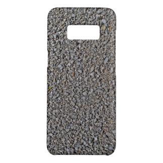 灰色の砂利パターン石 Case-Mate SAMSUNG GALAXY S8ケース