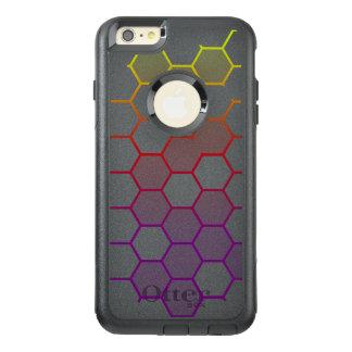 灰色の色のジンクス オッターボックスiPhone 6/6S PLUSケース