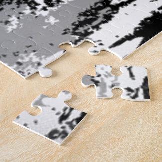 灰色の色合い ジグソーパズル