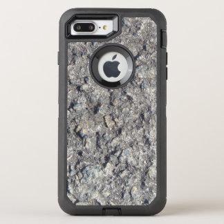 灰色の荒く具体的な質060 オッターボックスディフェンダーiPhone 8 PLUS/7 PLUSケース