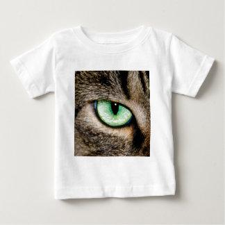 灰色の虎猫Eye.jpg ベビーTシャツ