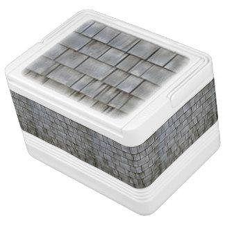 灰色の鉄片 IGLOOクーラーボックス