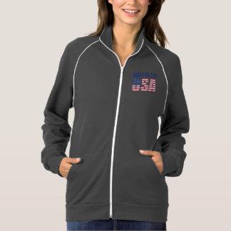 灰色米国カリフォルニアのフリーストラックジャケットで作られる ジャケット