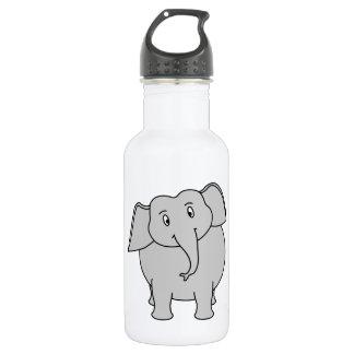灰色象 ウォーターボトル
