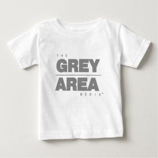 灰色\曖昧な点の服装 ベビーTシャツ