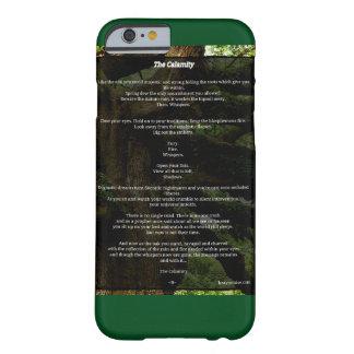 災害のIPhoneカバー Barely There iPhone 6 ケース