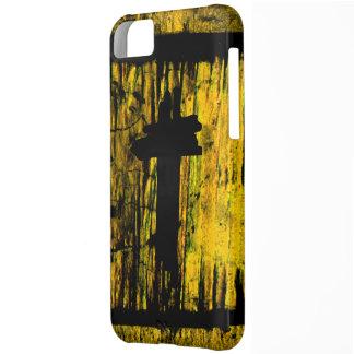 災難の十字 iPhone5Cケース