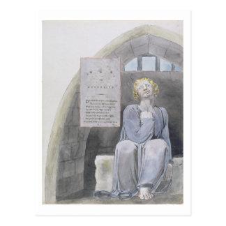 災難へのオードは、「Thoの詩からの37を設計します ポストカード