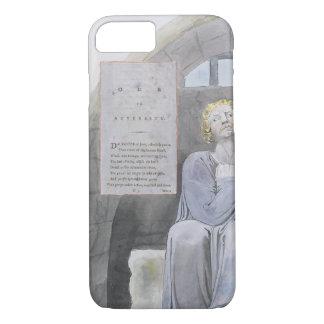 災難へのオードは、「Thoの詩からの37を設計します iPhone 8/7ケース