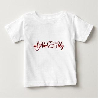 災難 ベビーTシャツ