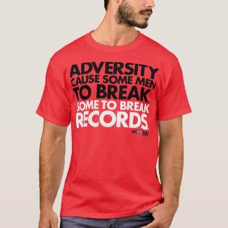 災難 Tシャツ
