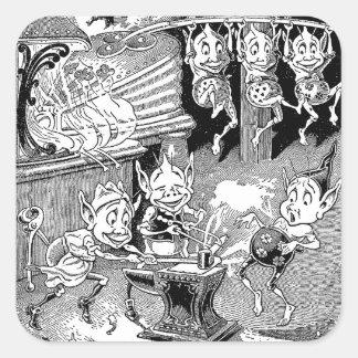 炉の鍛治屋の格言 スクエアシール