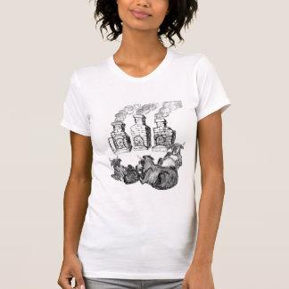 炉辺の雑談 Tシャツ