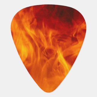 炎のギターピック ギターピック