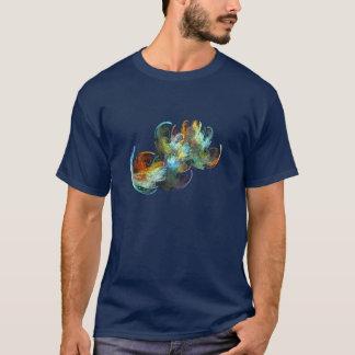 炎のフラクタル Tシャツ