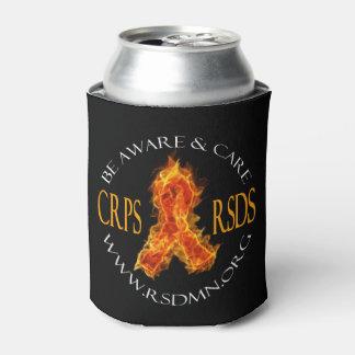 炎のリボンの缶 缶クーラー