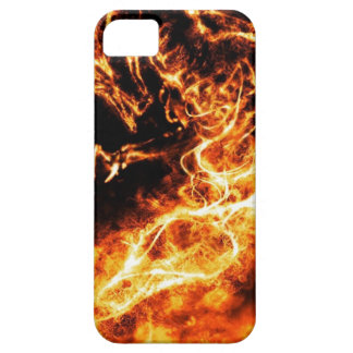 炎の元素ドラゴンのIphone 5/5sの場合 iPhone SE/5/5s ケース