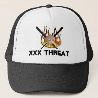 炎の帽子のXXX キャップ