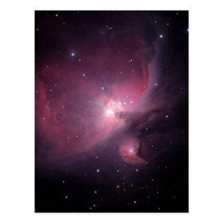 炎の星雲 ポストカード
