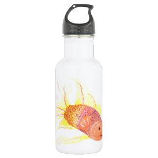 炎の魚 ウォーターボトル
