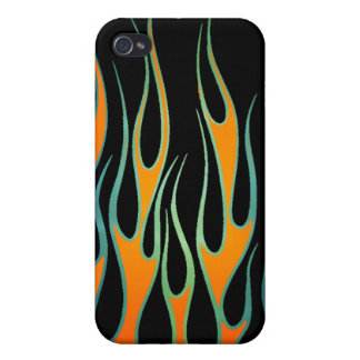 炎のSpeckの場合 iPhone 4 ケース