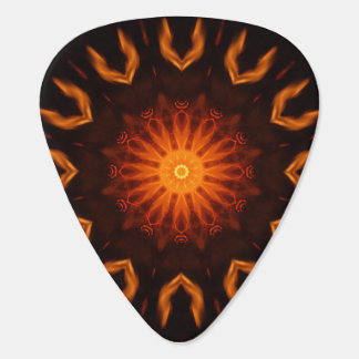 炎はギターピックを造りました ギターピック
