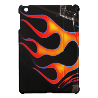 炎を改造しました iPad MINIケース