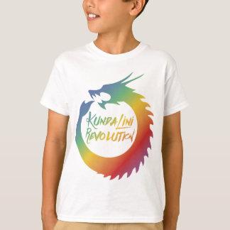 炎を覚醒させて下さい: Kundaliniの改革 Tシャツ