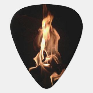 炎! ギターピック